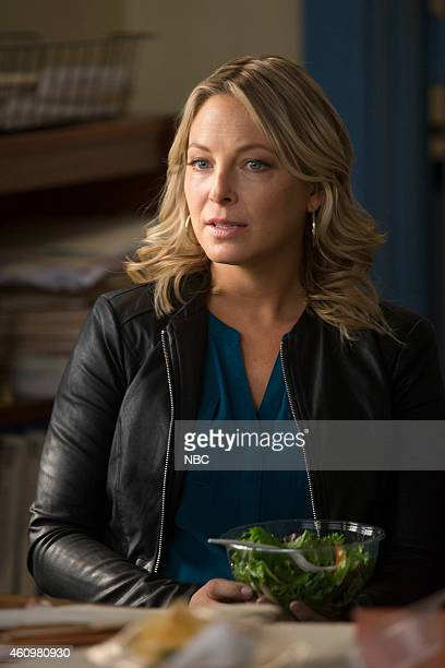 LAURA The Mystery of the Fateful Fire Episode 112 Pictured Anastasia Griffith as Angela Ryan