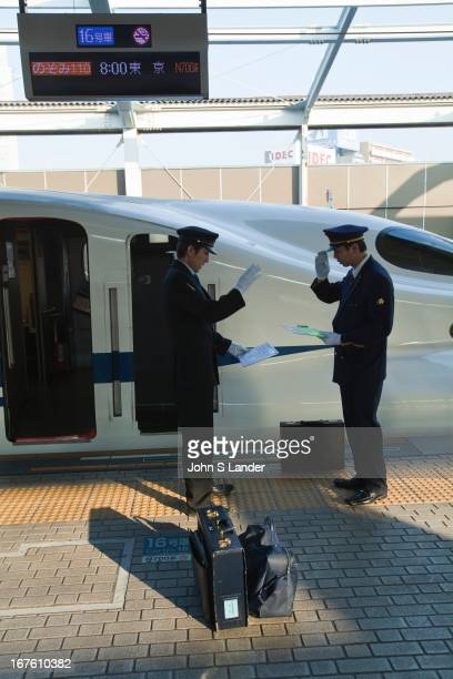 The N700 series is a Japanese Shinkansen highspeed train with tilting capability developed by JR for use on the Tokaido Shinkansen lines running...