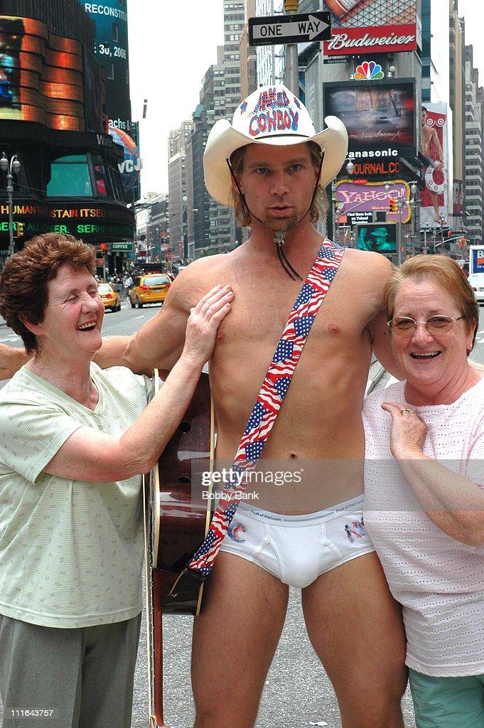 Cable bill naked cowboy m