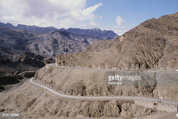 The name Khyber applies not only to the pass but to the range of arid broken hills around it the last spurs of the lofty mountains of the Safed Koh...