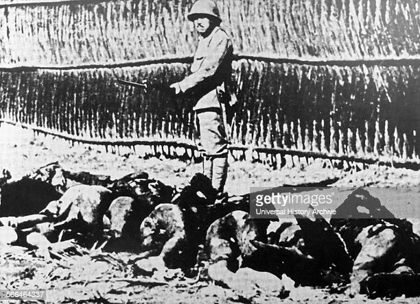 The Nanking Massacre known as the Rape of Nanking was an episode of mass murder and mass rape committed by Japanese troops against the residents of...