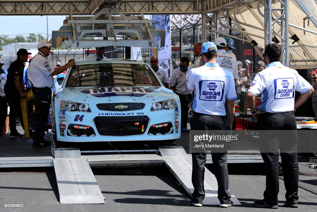Southern Auto Parts >> The Napa Auto Parts Throwback Chevrolet Driven By Chase