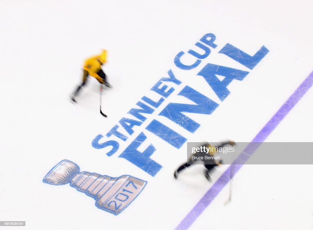 2017 NHL Stanley Cup Final - Practice Sessions