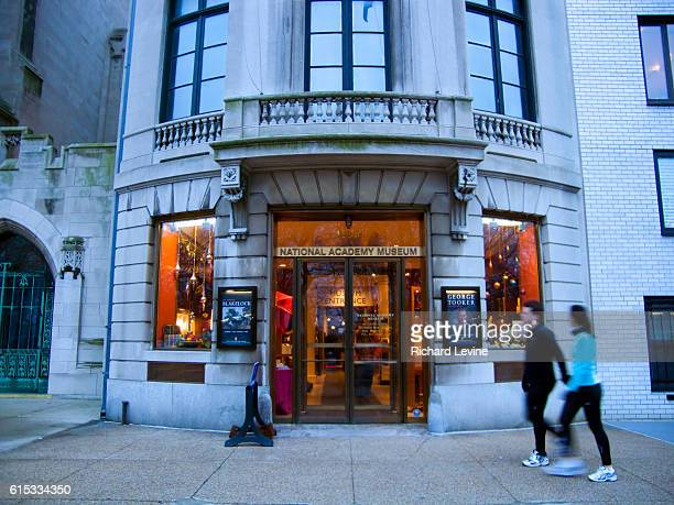 The National Academy Museum of the National Academy of Art on Fifth Avenue in New York on Saturday December 27 2008 The nonprofit National Academy...