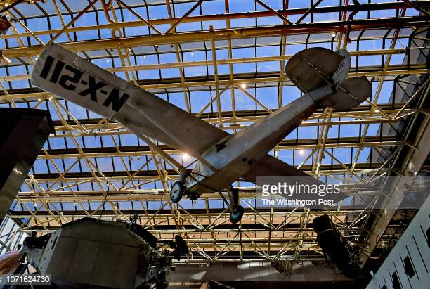 The National Air Space Museum was recently renovated and the planes refurbished for display Among the planes that was reworked was Lindbergh's Spirit...