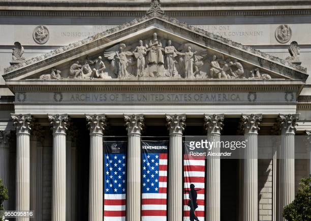 The National Archives Building opened in 1935 is the original headquarters of the National Archives and Records Administration It is located on...