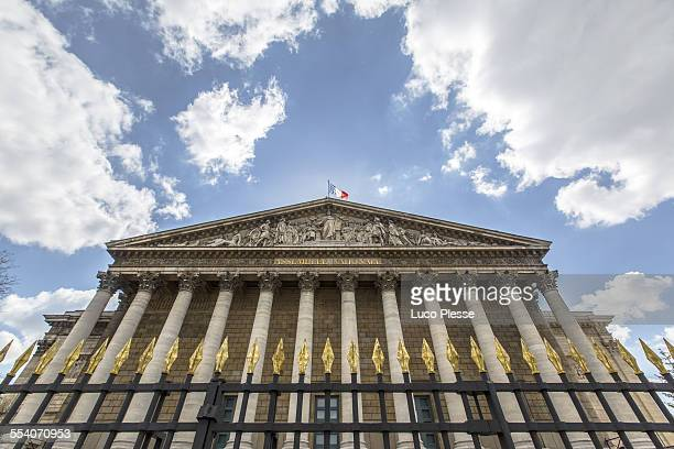 The National Assembly - Paris France