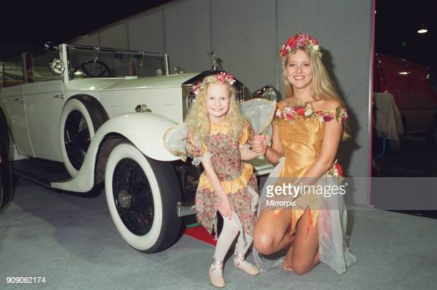 The National Bridal Fair held at the NEC, 14th February 1992.