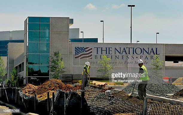 The National Business Park is in the same area as the NSA and most are security related in nature May 28 2010 Linthicum MD