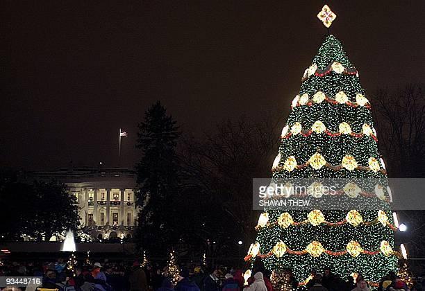 Christmas Bush Lights.World S Best President George W Bush Lights National