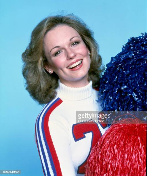 The National Collegiate Cheerleading Championships television special broadcast Monday April 24 1978 Los Angeles CA Pictured is Phyllis George
