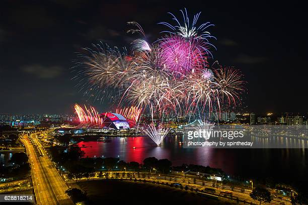 The National Day of Singapore