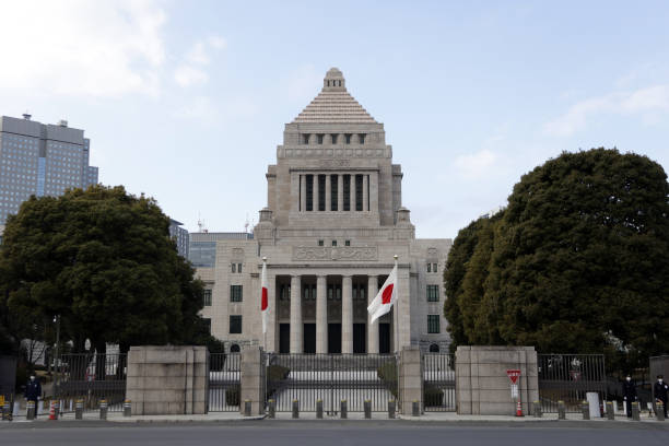 JPN: Prime Minister Yoshihide Suga Delivers Policy Speech As Diet Opens The New Session