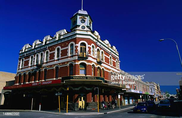 The National Hotel in Fremantle, Western Australia