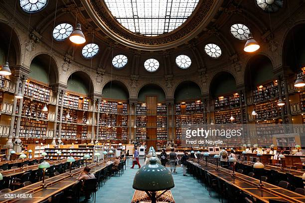 The National Library of France.