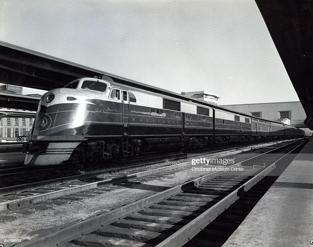 B&O Streamliner : News Photo