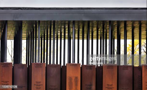 The National Memorial for Peace and Justice, informally known as the National Lynching Memorial, a national memorial to commemorate the victims of...