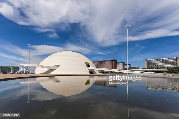 the national museum, ad 2006 - ブラジリア連邦直轄区 ストックフォトと画像