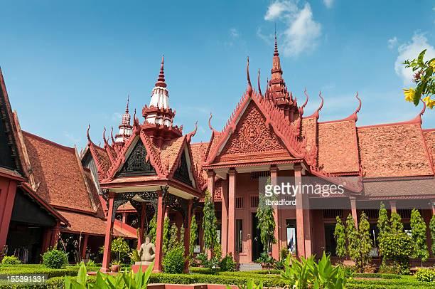 The National Museum In Phnom Penh, Cambodia