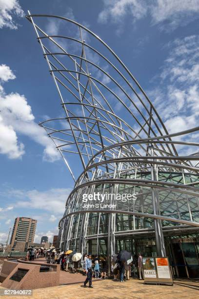 The National Museum of Art Osaka is housed in two underground floors and focuses on contemporary art with exhibitions from the both special...