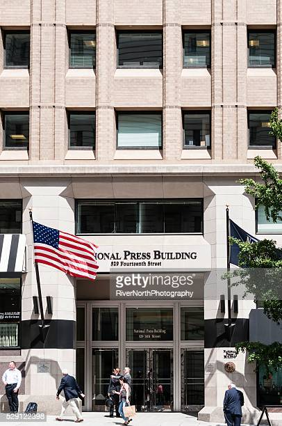 The National Press Building, Washington DC