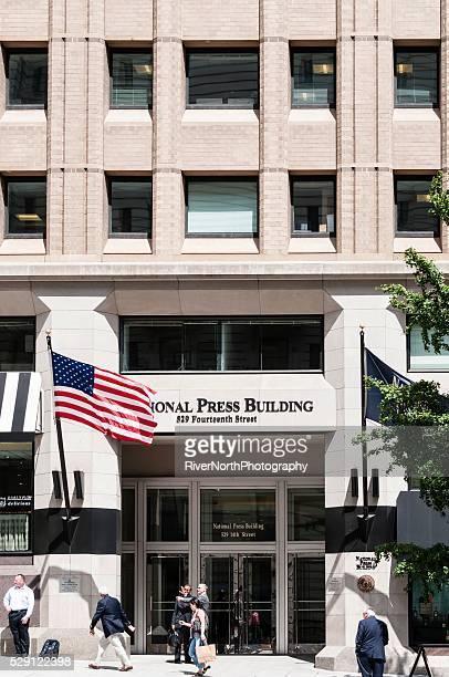 The National Press Building, Washington DC