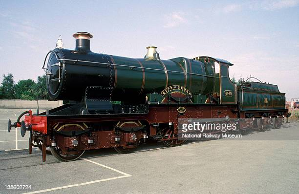 The National Railway Museum Great Western Railway 440 No 3717 'City of Truro' 1996