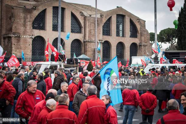 The national secretariats of SLC CGIL Fistel CISL and UIL national Ulicom called the strike for the whole day Workers and telecommunications workers...