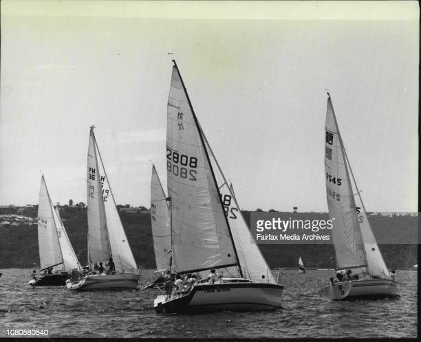 The National YW Diamond Australian Championships 1980 and The Australian JOG Championships which are being run by the Middle Harbour Yacht Club all...