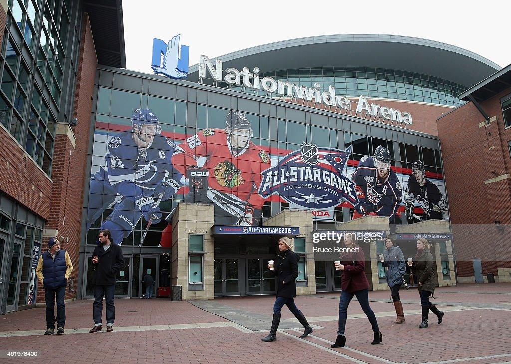 2015 NHL All-Star Game - Winter Park : News Photo