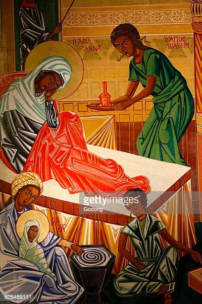 The Nativity of the Theotokos celebrating the birth of Mary St Anne s church