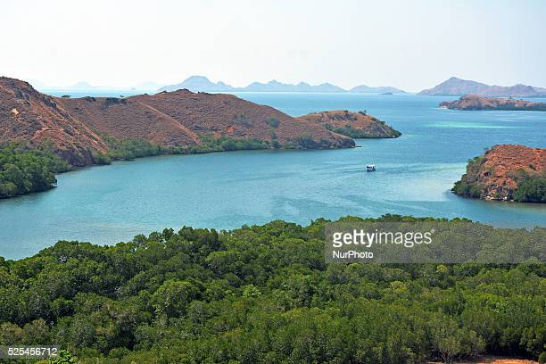 The natural beauty seen in East Nusa Tenggara Province, Indonesia on 19th October 2014. Besides Bali and Yogyakarta, Nusa Tenggara is an attractive...