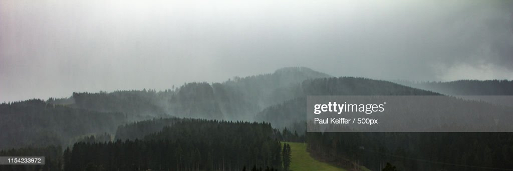 The Nature Needs Rain : Stock Photo