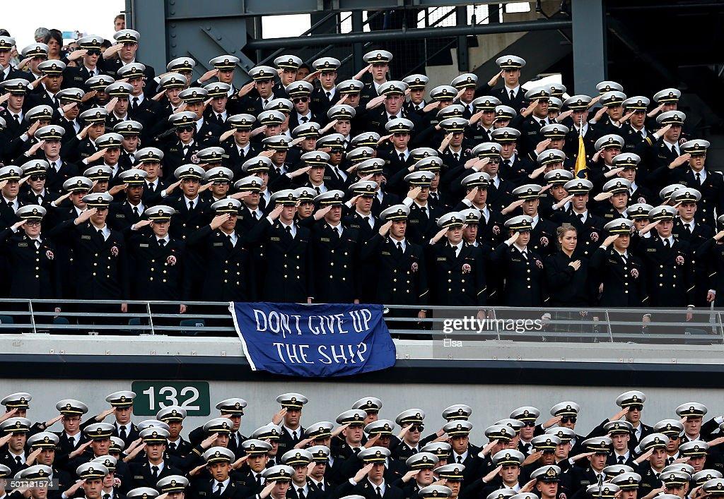 army navy national anthem 2020