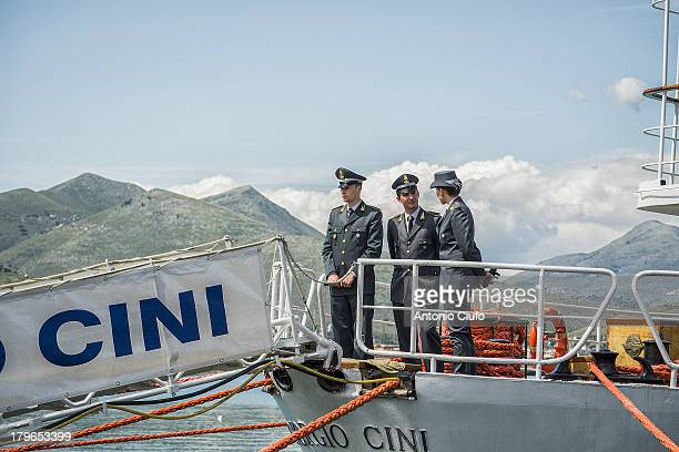 The navy of Guardia di Finanza is made up of five groups supported by group of aerial exploration, equipped with large capacity means of discovery....