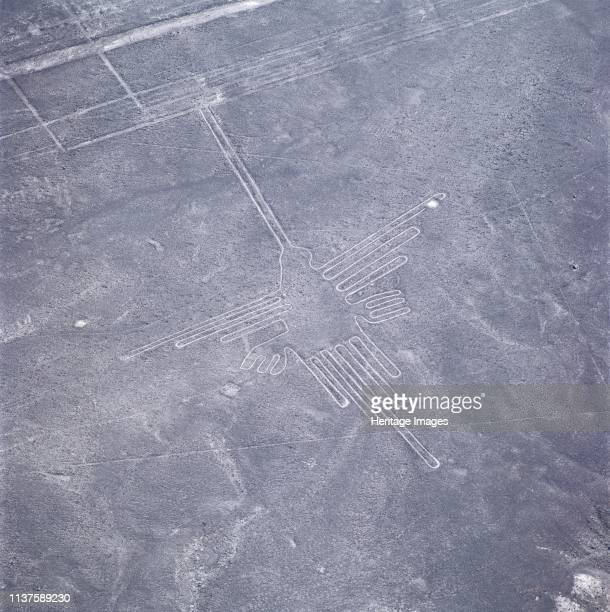 The Nazca Lines are a series of large ancient geoglyphs in the Nazca Desert in southern Perudesignated as a UNESCO World Heritage Site in 1994...