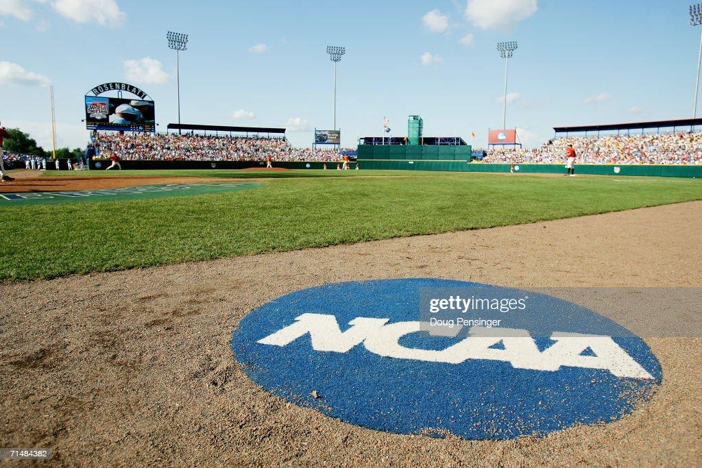 NCAA College World Series : News Photo