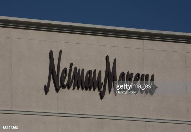 The Neiman Marcus department store at Fashion Island is seen in this 2009 Newport Beach California afternoon exterior photo