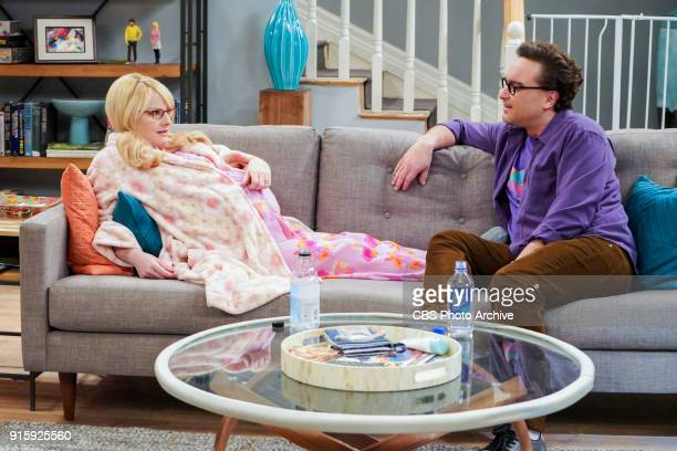 'The Neonatal Nomenclature' Pictured Bernadette and Leonard Hofstadter When Bernadette won't go into labor all her friends try different tactics to...
