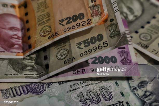 Indian Currency Stock Pictures Royalty