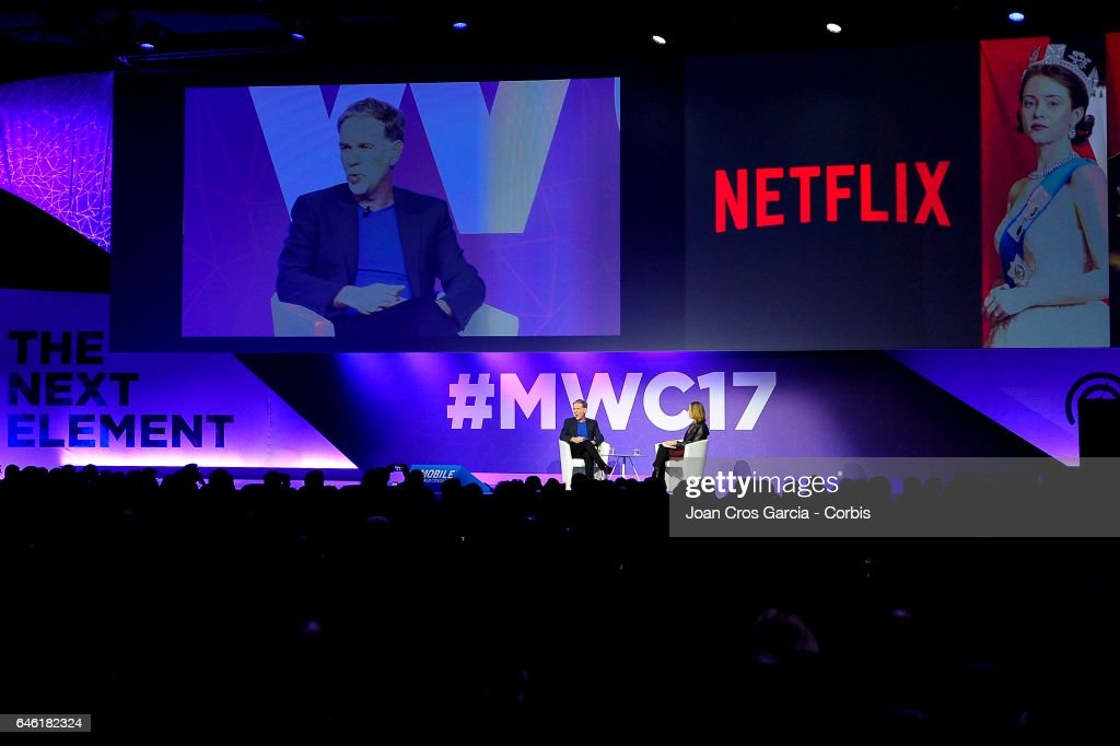 World Mobile Conference 2017 - Day 1 : News Photo