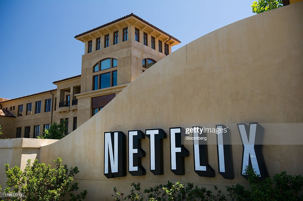 Netflix To Announce Earnings : News Photo