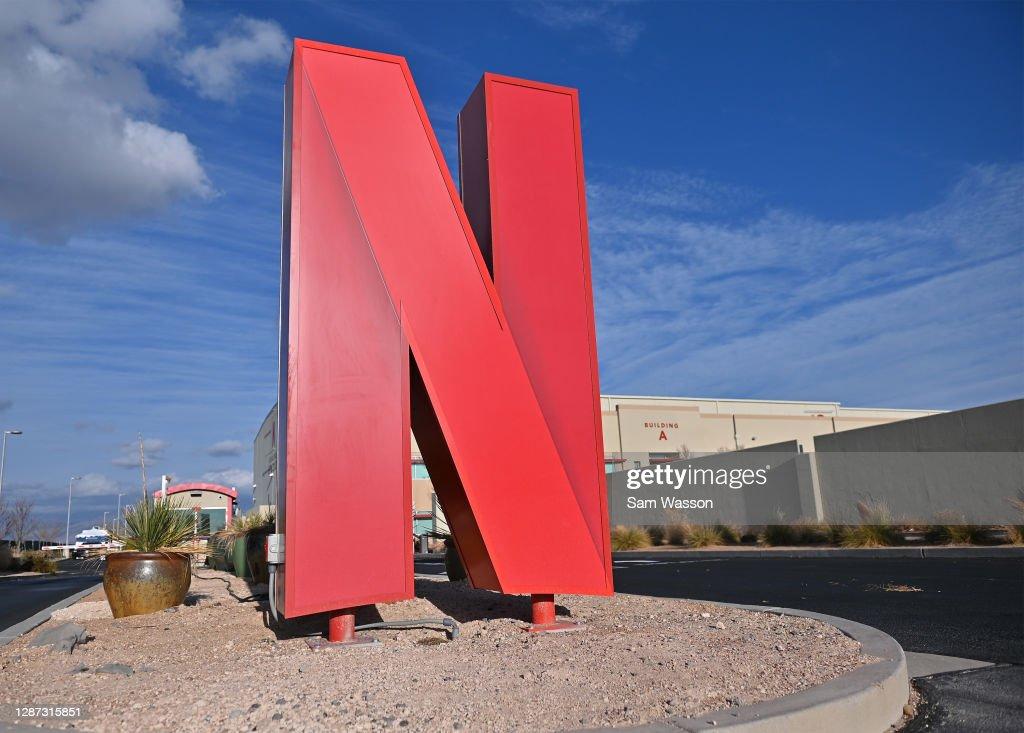 General Exterior Views Of Netflix ABQ Studios : News Photo