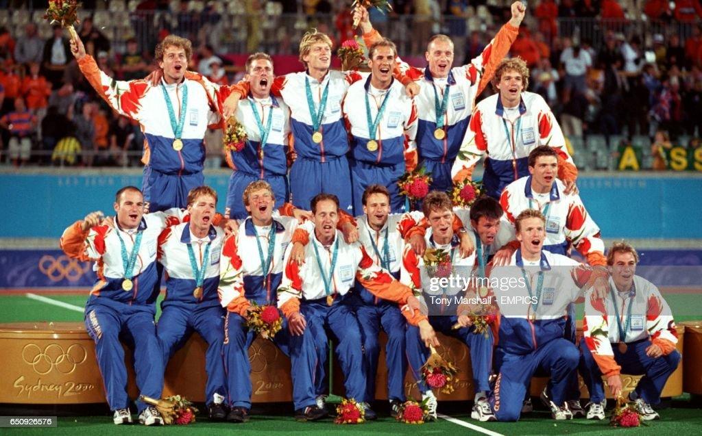 Hockey Sydney 2000 Olympic Medallion