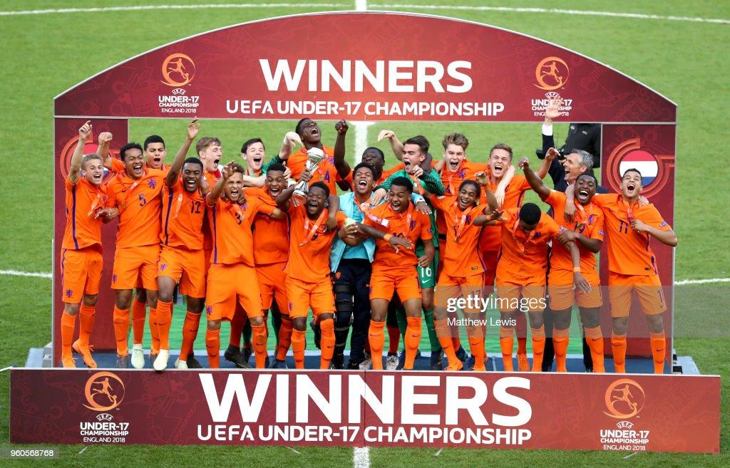 Italy v Netherlands - UEFA European Under-17 Championship: Final
