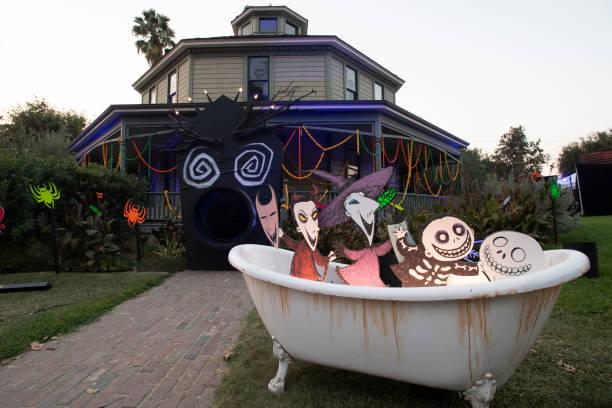CA: Freeform's Halloween Road