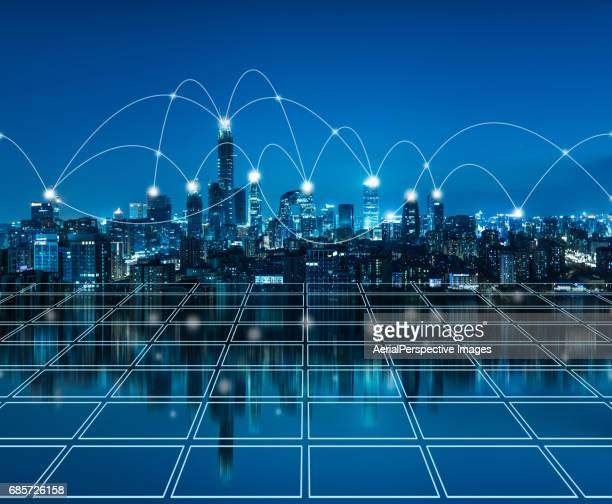 The Network of Smart City