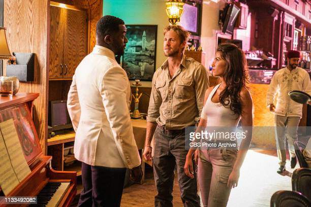The new actionadventure series BLOOD TREASURE premieres with a special twohour episode Tuesday May 21 following the season finale of NCIS It airs in...