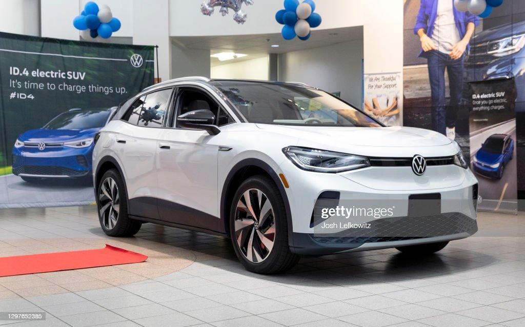 Volkswagen ID.4 : ニュース写真