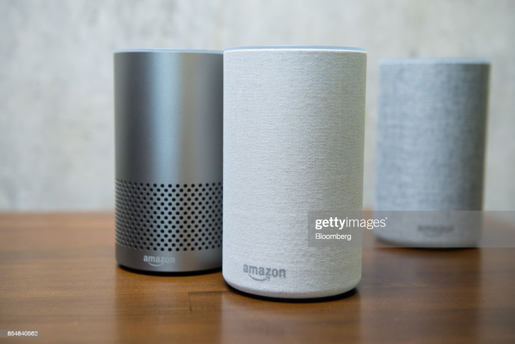 Amazon.com Inc. Holds Product Reveal Launch : News Photo